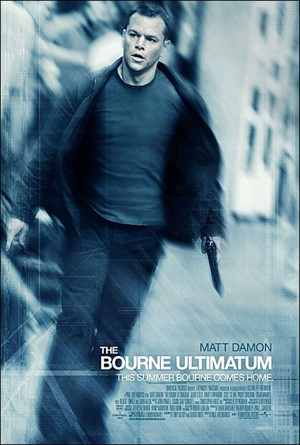 The Bourne Ultimatum (P. Greengrass) (+++)