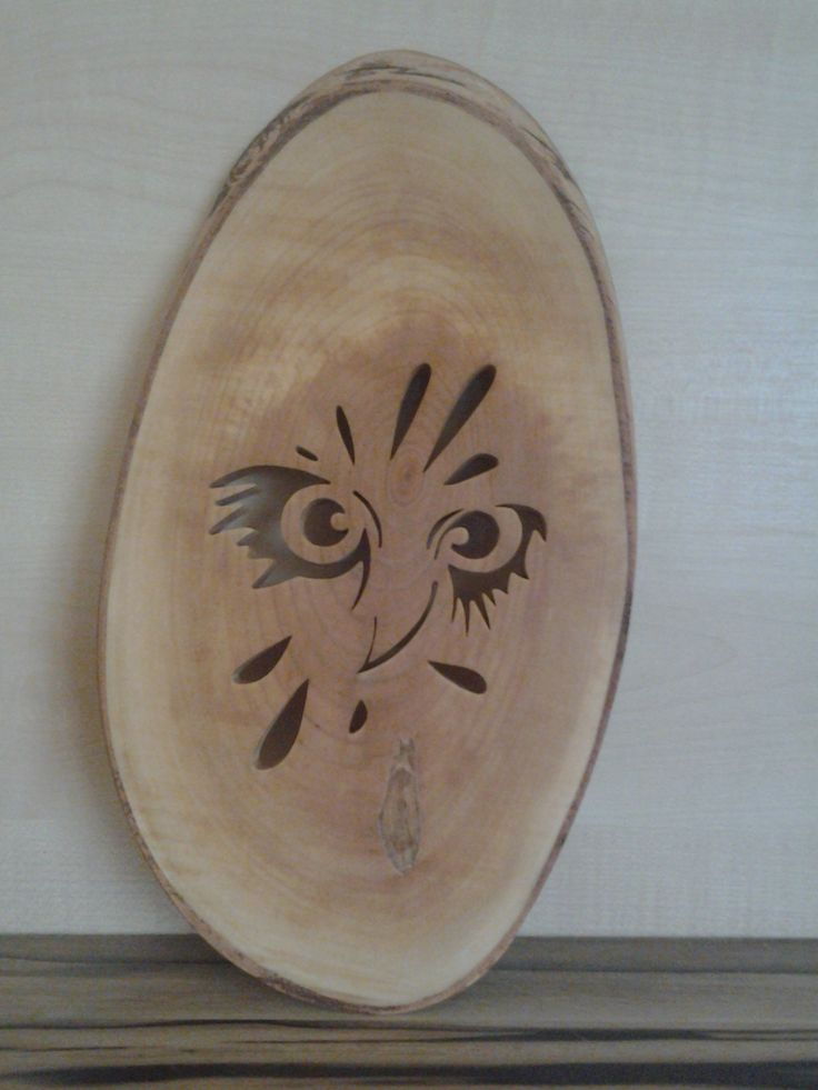 owl wood picture