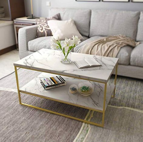 Top 10 Marble Coffee Tables Under $200 – Coffee Ta…
