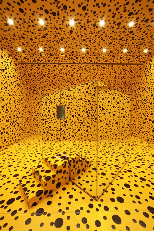 In infinity: Yayoi Kusama's dots take over the Louisiana Museum of Modern Art | Wallpaper*