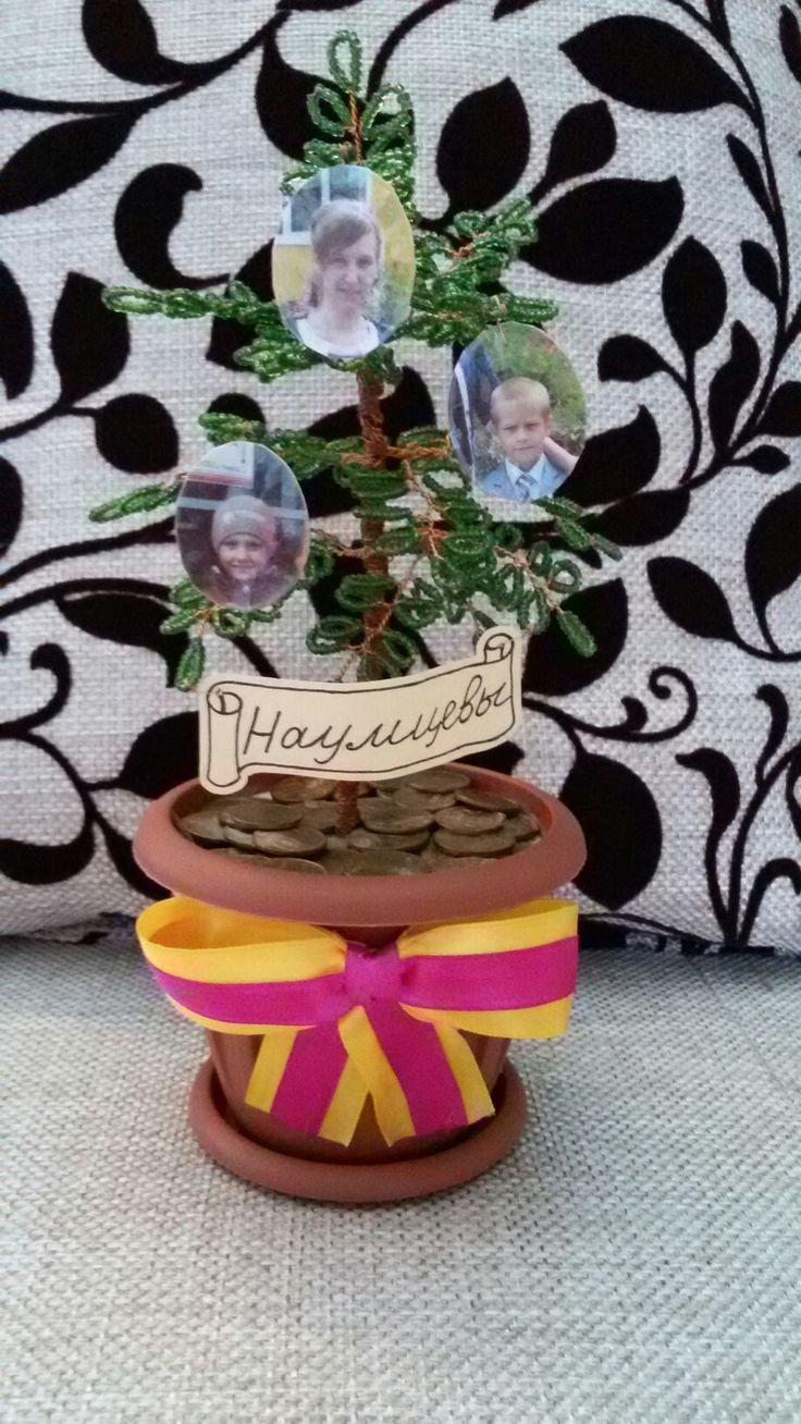 Семейное Денежное дерево!!!