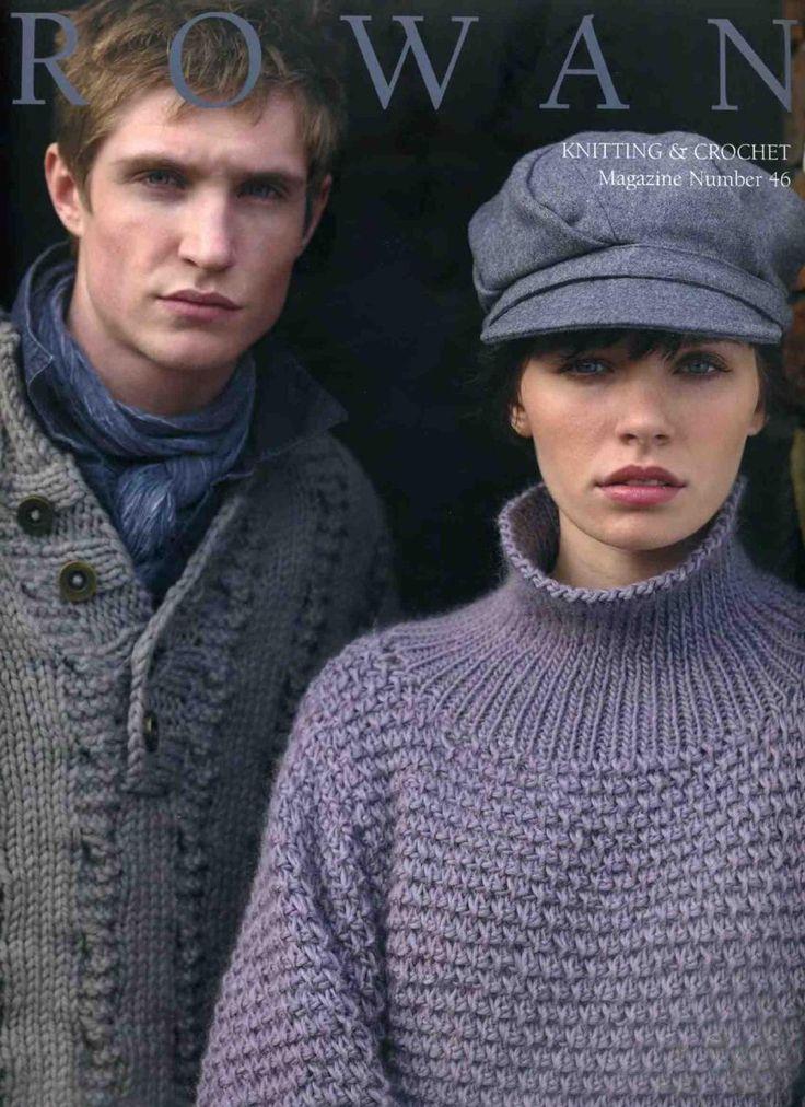 Rowan knitting  tricot 46