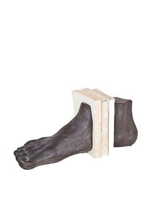 68% OFF Mercana Theon Ceramic Foot Bookends