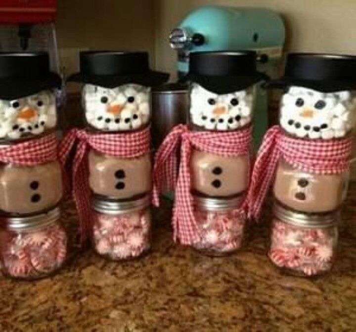 Okay, I'm definitely doing this for Christmas presents :)