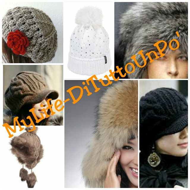 MyLife! Di tutto un po' : Fashion cappelli,  accessori indispensabili per l'...