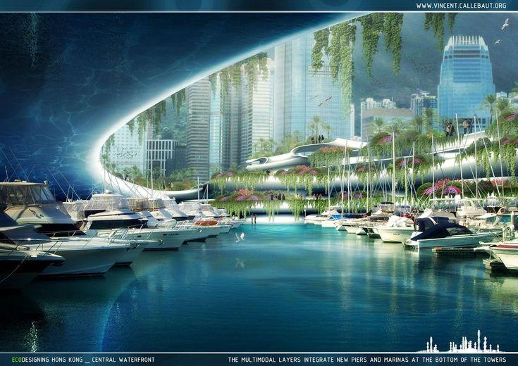 想像するだけでワクワクしてしまう世界中の未来プロジェクト10選
