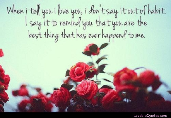 Love quote for husband far away