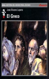 El Greco-José Álvarez Lopera ofrece un recorrido claro y riguroso por la vida y la obra de El Greco, desde sus inicios en Creta y su formación en Italia hasta sus últimos años en Toledo, haciendo especial hincapié en dos de los hitos fundamentales de su carrera (El martirio de San Mauricio y El entierro del conde de Orgaz). El autor recoge los nuevos datos e interpretaciones aportados por la investigación en los últimos años, en especial aquellos que hacen referencia a su etapa cretense.