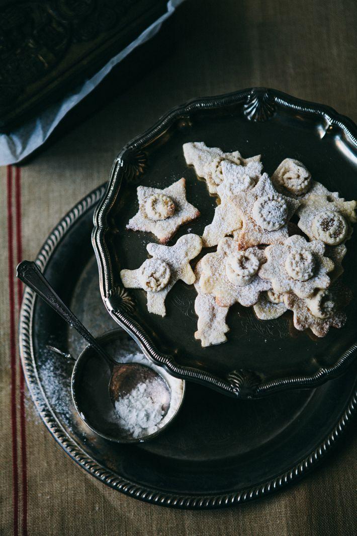 Befana (Italian anise cookies) | Red Star to Lone Star