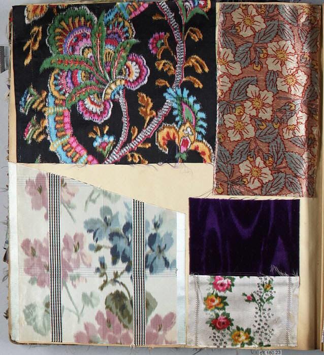 Textile Sample Book