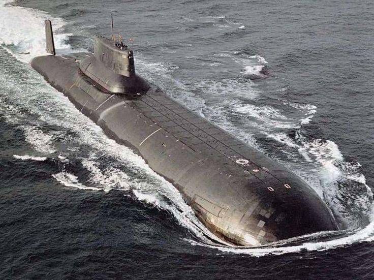 Okręt podwodny projektu 941 (w kodzie NATO Typhoon) - Dostarczane przez Platforma Mediowa Point Group SA