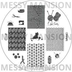 Welcome to Messy Mansion! We carry nail plates, stamping polish, nail stamping tools and much more for salon and personal use!