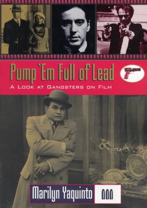 Got contract for new book on  America's love affair with rogue crimefighters ... yay! Here's my old book on gangster films.