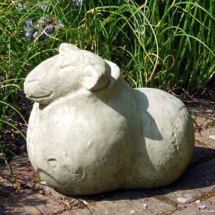 View The Wild Sheep Stone Animal Statue Large Garden Ornament Or See Our Full Range Of Exquisite Unique To Statues Sculptures Online