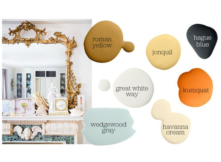 your cheat sheet this season: our favorite winter paint colors: