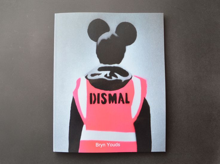 Dismal the new book on Banksy's Dismaland by Bryn Youds