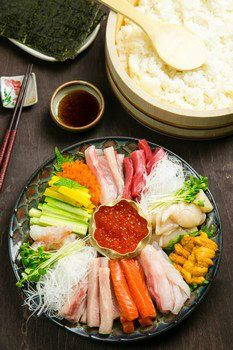 Best 25 sushi buffet ideas on pinterest sushi buffet for Where to buy sushi grade fish near me