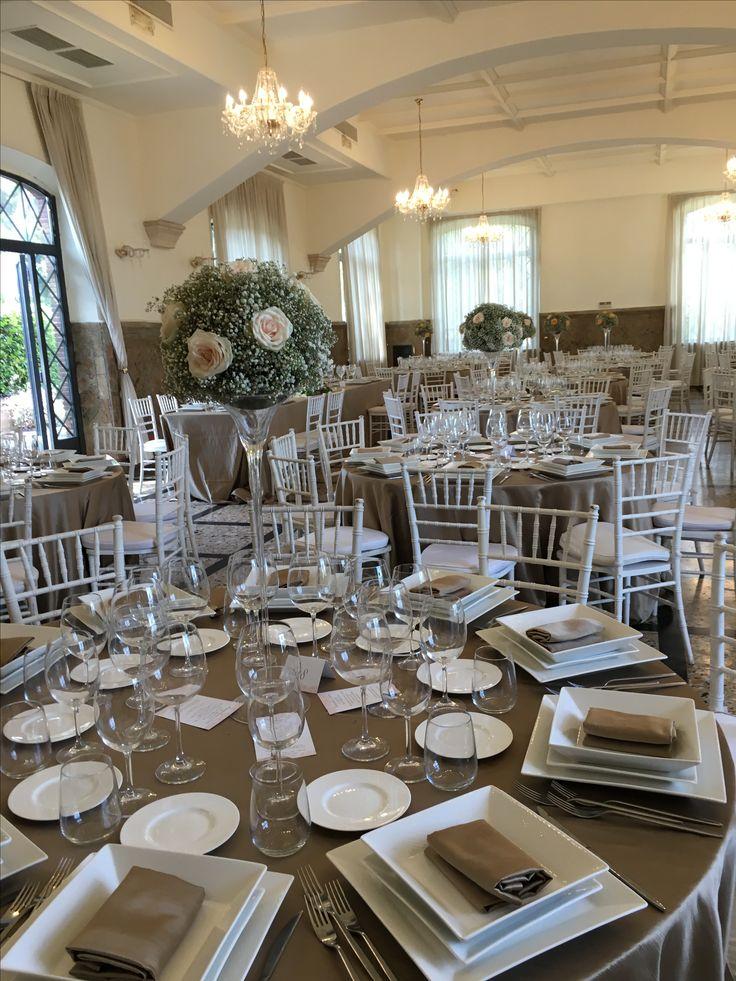 Allestimenti sala matrimonio