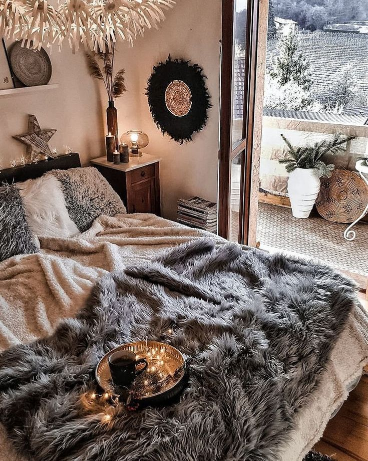 Bohemian Bedroom Decor And Bed Design Ideas – Room Reno