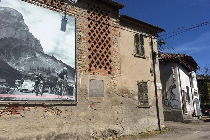Piemonte. Castellania, sulle strade di Coppi - Repubblica.it