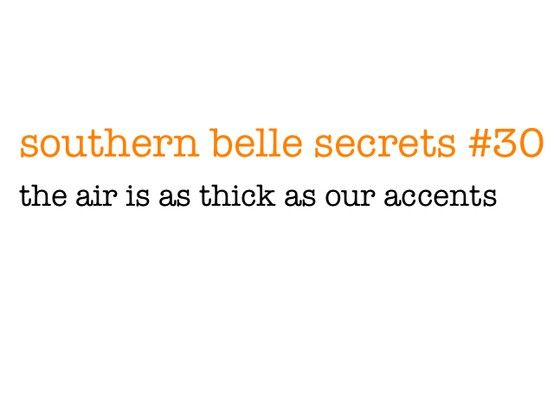 Belle in the City: Southern Belle Secrets