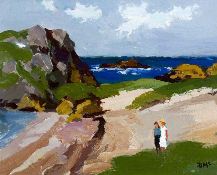 thorsteinulf: Donald McIntyre - Iona Shore, No. 1