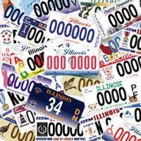 Universal license plate advanced in Senate
