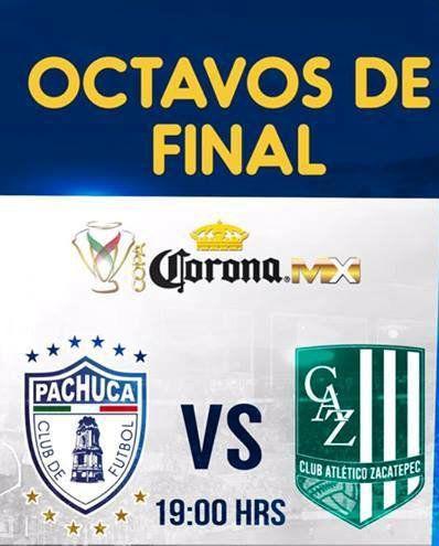 Ver Fox Sports Pachuca vs Zacatepec en Vivo Online. Descubre cuando y a qué hora juega Pachuca. En que canal juega Zacatepec por Internet.