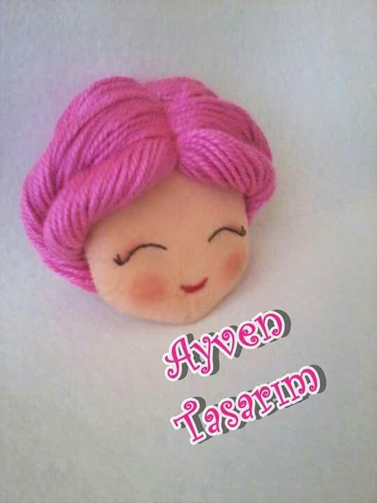 Rosto boneca