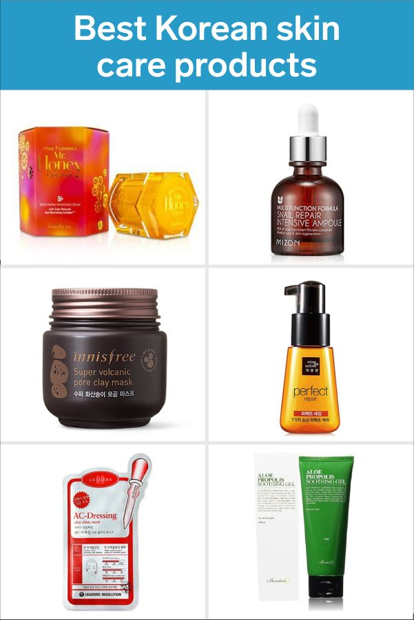 17 of the best Korean skin-care products worth trying — according to