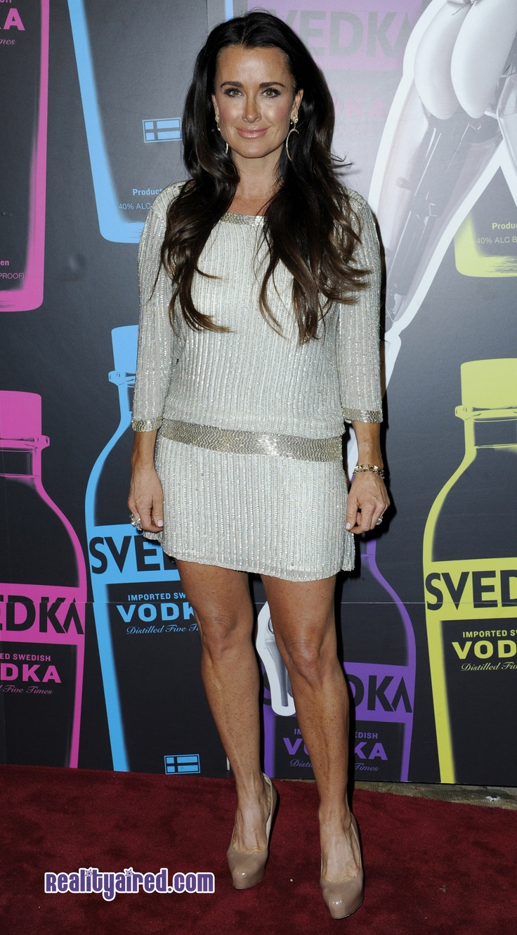 Kyle Richards attends Night of a Billion Reality Stars bash in Hollywood