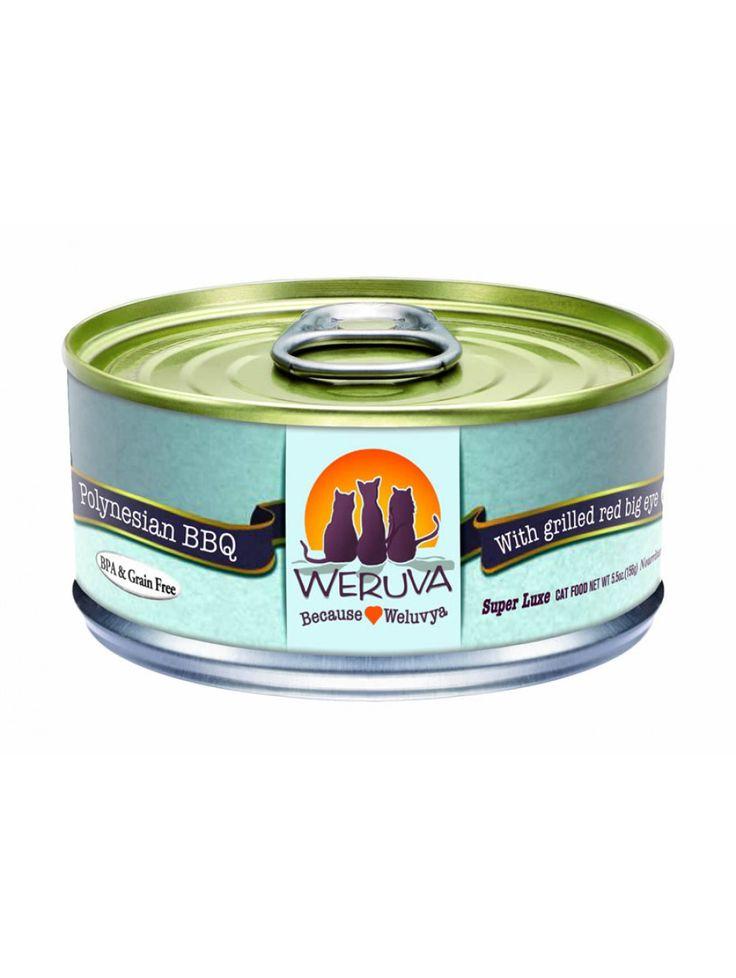Weruva Canned Cat Food