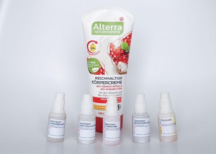 5 półproduktów kosmetycznych dzięki którym podkręcisz działanie balsamu do ciała