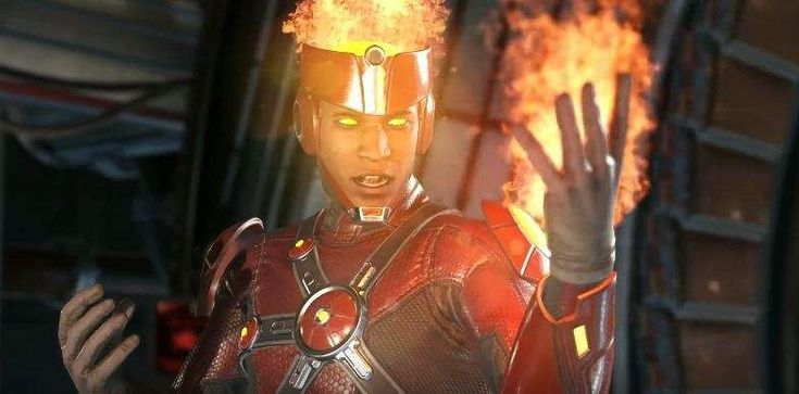 See a new character Firestorm on Injustice 2 gameplay video. Head on to the video on Gamespot to see what Firestorm looks like.  https://www.gamespot.com/articles/injustice-2-gameplay-video-shows-off-new-character/1100-6448772/  For awesome cheap video game deals, visit www.gamecheap.com. We have on going contest and giveaways for you guys! See you there!  #gamecheap #gamecheapdeals #videogames #videogamedeals #cheapvideogames #gamecheapvideogames