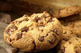 Amerikai csokis keksz