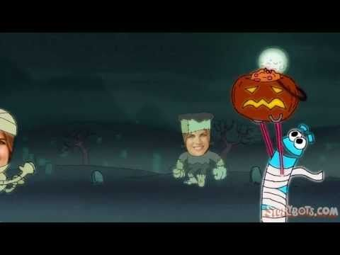 """A StoryBots Halloween"" - Starring NBC's Today Show Cast! Make your own video, FuN!"