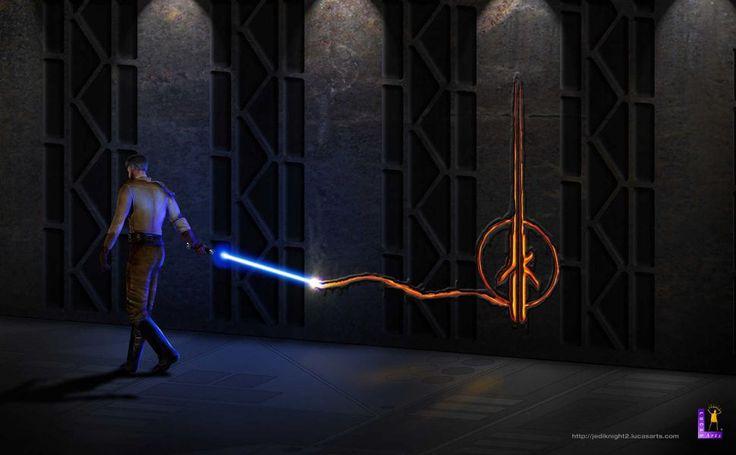 Star Wars Jedi Knight 2 Jedi Outcast HD Wallpaper