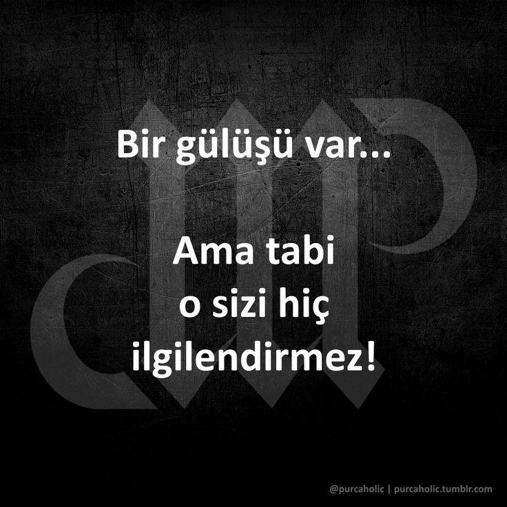 Bir gülüşü var...  Ama tabi o sizi hiç ilgilendirmez!   #gül #gülümse #gülüş #siziilgilendirmez #sözler #ağırsözler #anlamlısözler #güzelsözler #manalısözler #şiir #şiirsokakta #şiirheryerde #edebiyat #cemalsüreya #atillailhan #sabahattinali #orhanveli #nazanbekiroğlu #turgutuyar #canyücel #nazımhikmet #ahmedarif #necipfazılkısakürek #özdemirasaf #edipcansever #cahitzarifoğlu #mevlana #huzur