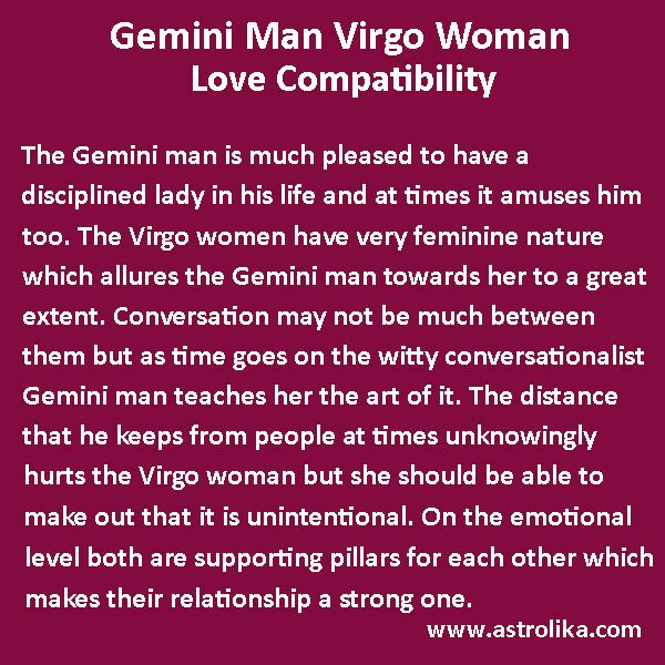 Compatibility of Virgo Man and Virgo Woman
