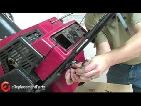 How to change primer bulb on Toro Single Stage Snowblower.