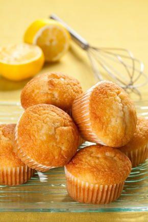 Recette des muffins au citron et graines de chia !