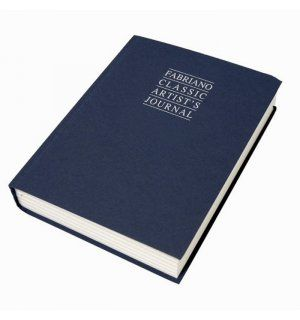 Альбом для рисования Fabriano Classic Artist's Journal формата А5