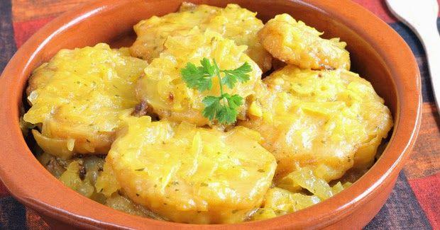 Varomeando: Patatas a la importancia