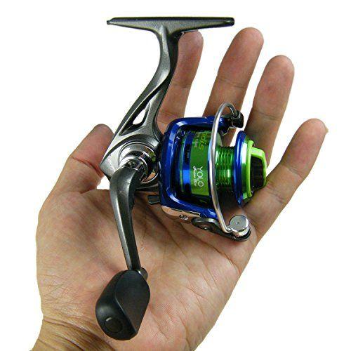 Comprar carrete de spinning Grandis YOLO GD900alumminum Mini carrete de spinning carrete de pesca carretes aparejos de pesca