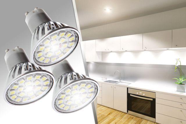 3, 6 or 12 LED Energy Saving Lights