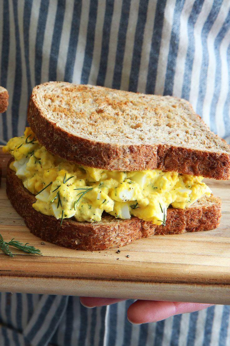 Eli Zabar's Egg Salad Sandwich Recipe - NYT Cooking