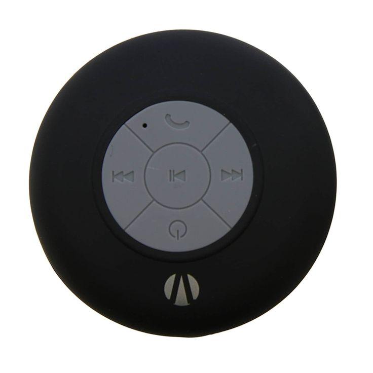 Vivitar Wireless Shower Speaker #V42BTWS-BLK-KM