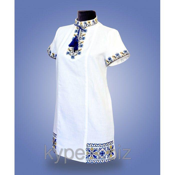 """Платье с вышивкой белое """"Лилия"""" : продажа, цена в Хмельницком. этническая одежда и обувь женская от """"Интернет-магазин «Купец»"""" - 127346726"""