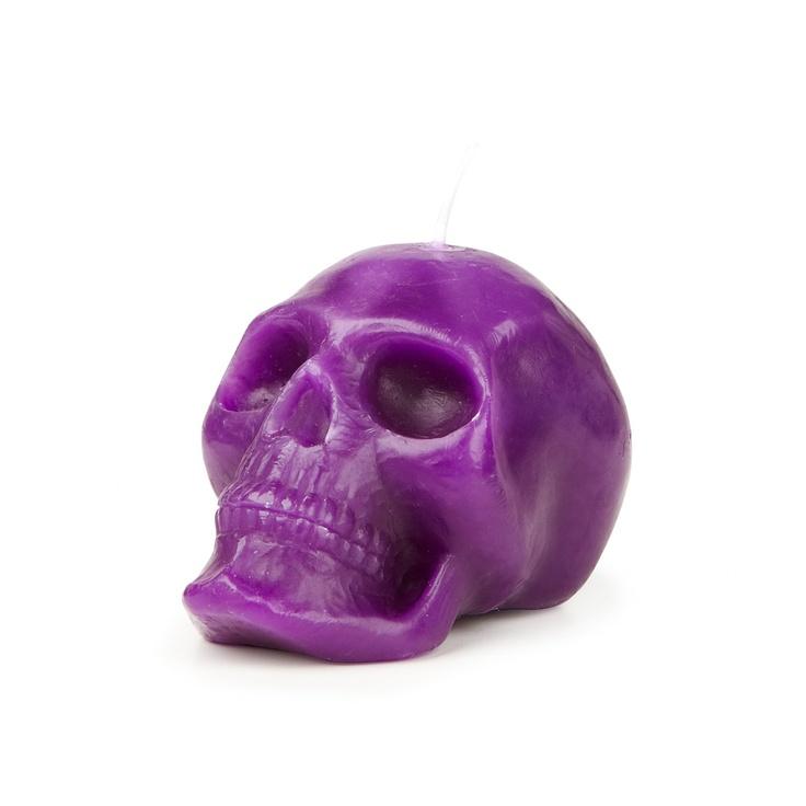 Skull Candle, $12.95 #sportsgirl
