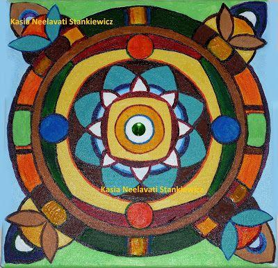 Mandale, obrazy energetyczne, uzdrawianie Duszy i Ciała, Doradztwo duchowe: Moje mandale
